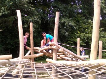 We've launched a brand new playground at Magdalen