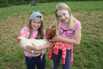 Families on the Farm - All things animal