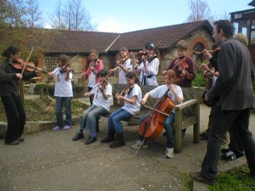 Magdalen Farm Strings