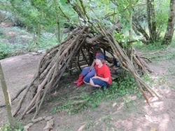 Active Autism - Den Building Gallery