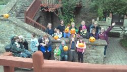 Pumpkins and pirates Gallery